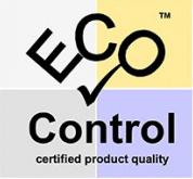 Sello de calidad Eco-Control