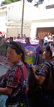 mujeres reclaman la tierra Guatemala