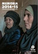 Memòria 2014 - 2015 Oxfam Intermón