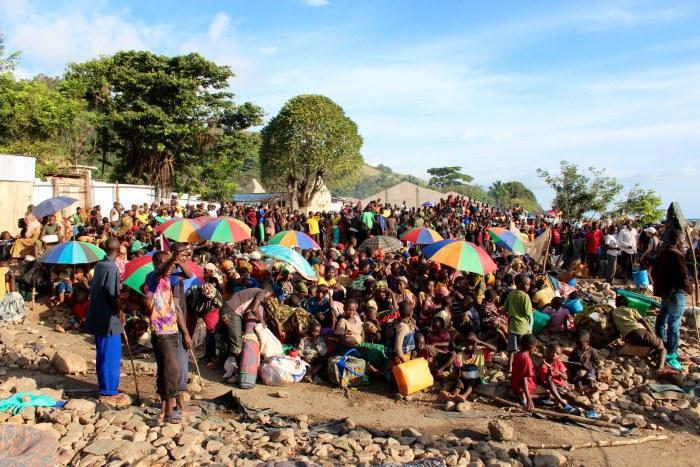 (c) Oxfam / Bill Marwa