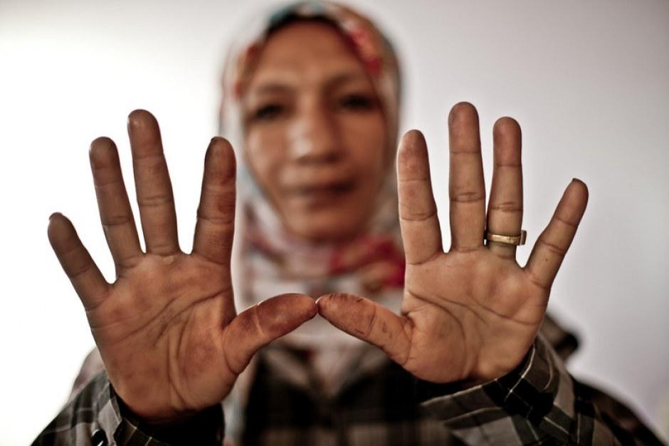 Oxfam Intermón Lucha Por Los Derechos Laborales De Las
