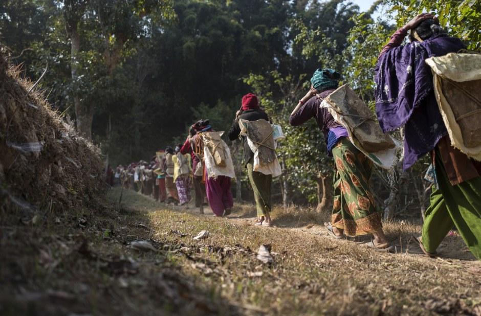(c) Kieran Doherty / Oxfam