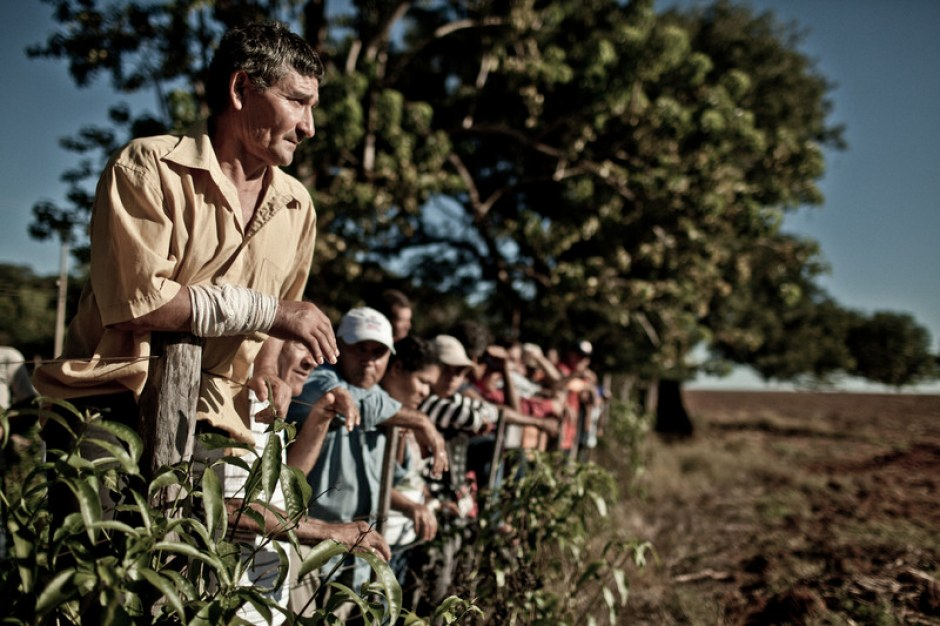 Resultado de imagen para PARAGUAY: LA LUCHA POR LA TIERRA