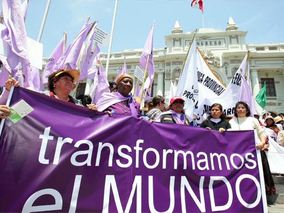 (c) Percy Ramírez / Oxfam