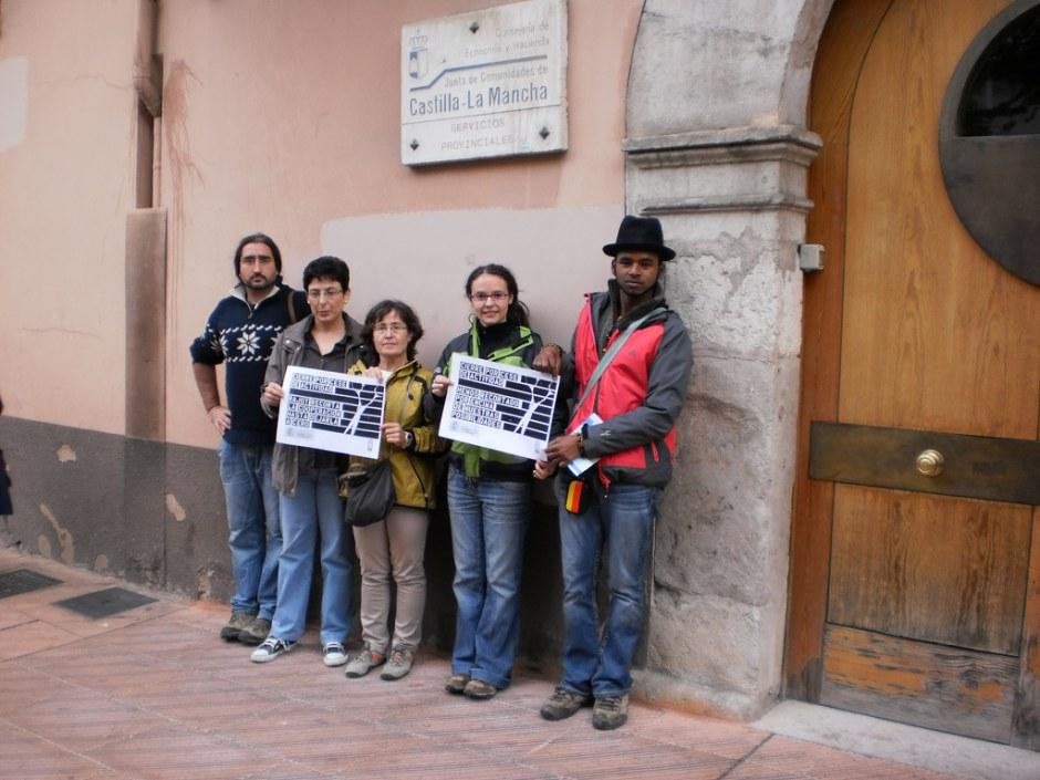 Actos de calle 32xRajoy Cuenca