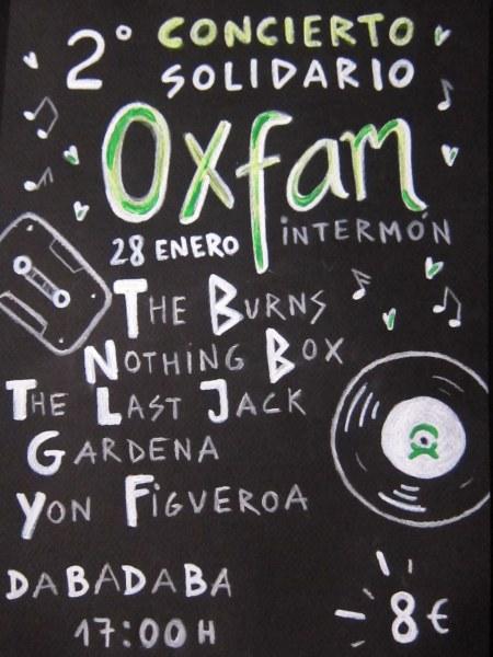 Ii concierto solidario oxfam interm n donostia bilbao for Cerrajeros donostia 24 horas