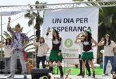 Un dia per a l'Esperança a Barcelona. (c) Enrique del Palacio / Oxfam Intermón