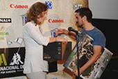 Entrega de premis del Festival de Cortos Actúa (c) Oxfam Intermón