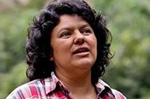 Berta Cáceres, Honduras