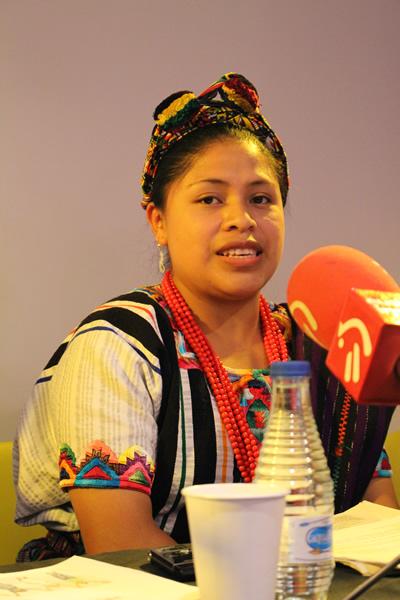 Olga Candelaria Quiej