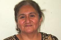 Mª Teresa Moreno de España: exige derechos laborales para las trabajadoras domésticas