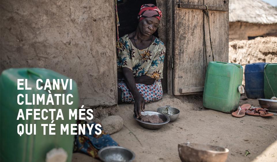 Burkina Faso: El canvi climàtic afecta més qui té menys