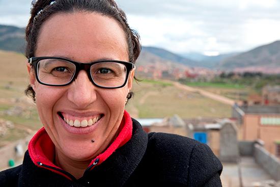 Saida Aibithi. Oxfam/Ellie Kealey