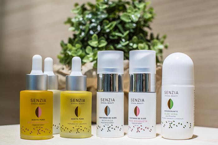 Senzia: protege la piel con aceites naturales