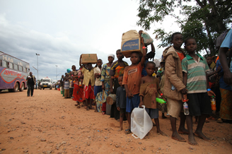 Crisis en Burundi. Haz un donativo ahora