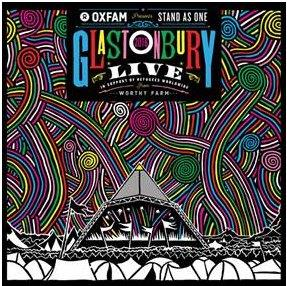 Portada del disco Glastonbury