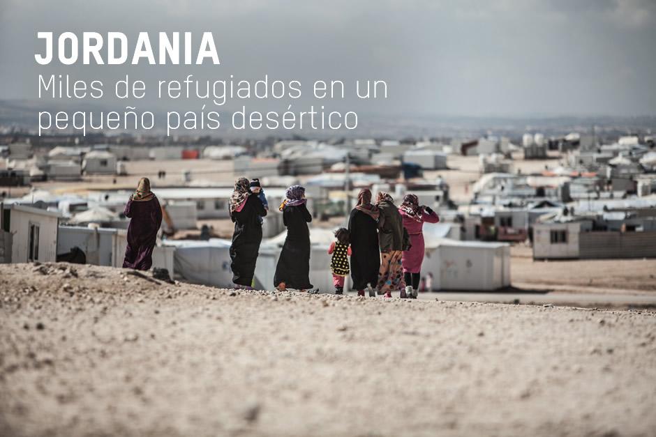 Image result for imagenes refugiados en jordania
