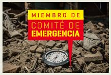 Somos miembros del Comité de Emergencia