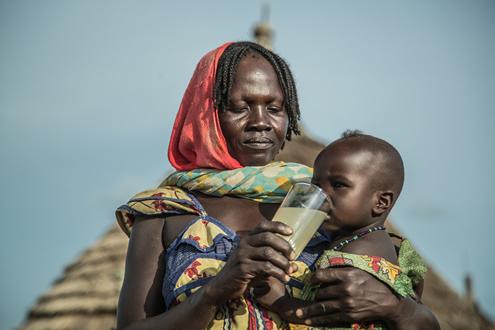 Resultado de imagen de fotos de oxfam niños sin comida
