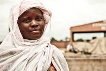 Mariam Nana, Burkina Faso. Alimentos con poder