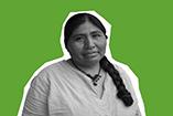 Lourdes Huanca, Perú
