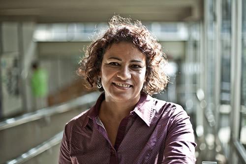 avanzadora: Maria Verônica de Santana.