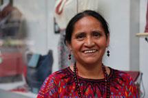 Avanzadora María Morales, Guatemala