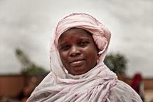 Avanzadora Mariam Nama, Burkina Faso