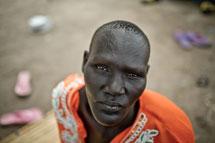 Avanzadora Martha Nyandit, Sudán del Sur