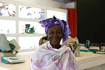 """Wane Depha, Mauritania """"La tierra es de las mujeres"""""""