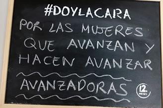 Avanzadoras #doylacara