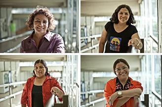 Mujeres que hacen avanzar América Latina