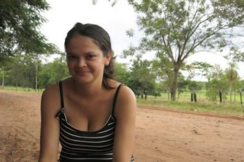 Dolores Peralta. Firma por los jóvenes sin tierra de Curuguaty. Tiene sentido