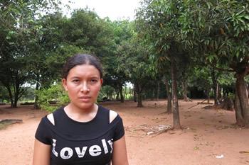 Ramona. Firma por los jóvenes sin tierra de Curuguaty. Tiene sentido