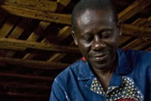 John Nuwagaba, Director de la cooperativa ACPCU. Uganda