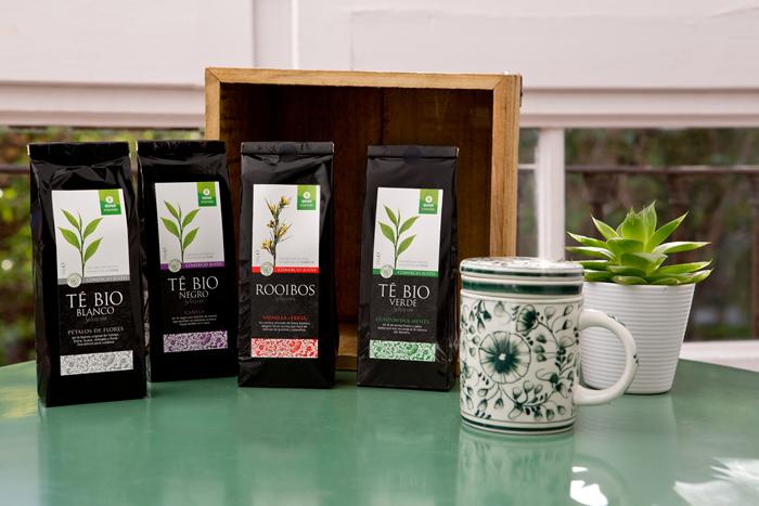 El té cuyo origen está en las pequeñas plantaciones