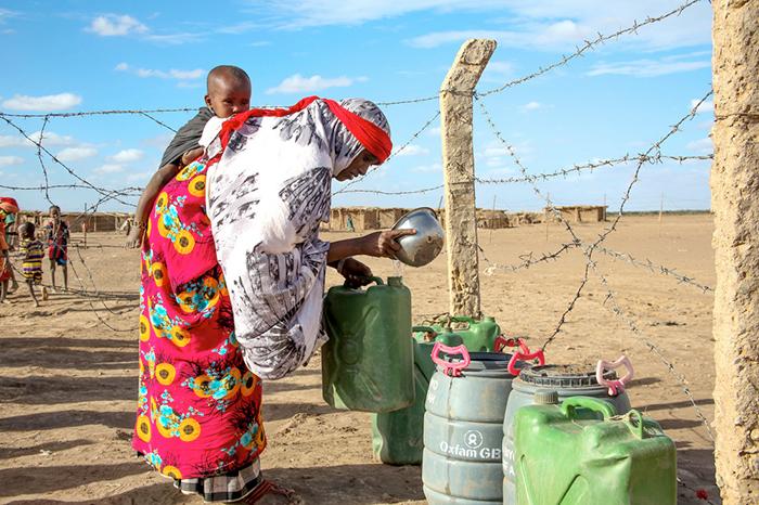 La sequía provocada por El Niño afecta a más de 10 millones de etíopes