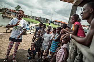 Emergencia Ébola. Haz un donativo ahora