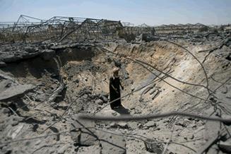 Emergencia en Gaza. Haz un donativo ahora