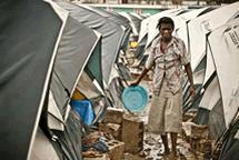 Rendición de cuentas en Haití