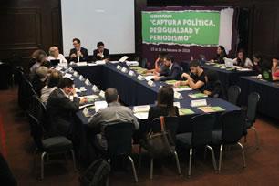Encuentro de periodismo en México