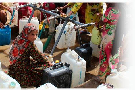 Nuestra especialidad: agua para la salud