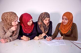 Esperanza para las mujeres de Oriente Medio