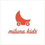 Logo Miluna Kids
