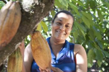 Puedes colaborar a cambiar la vida de mujeres como Maribel Villar