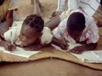 Proyecto de educación en Mozambique