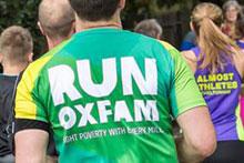Corre per elles. (c) Oxfam Intermón